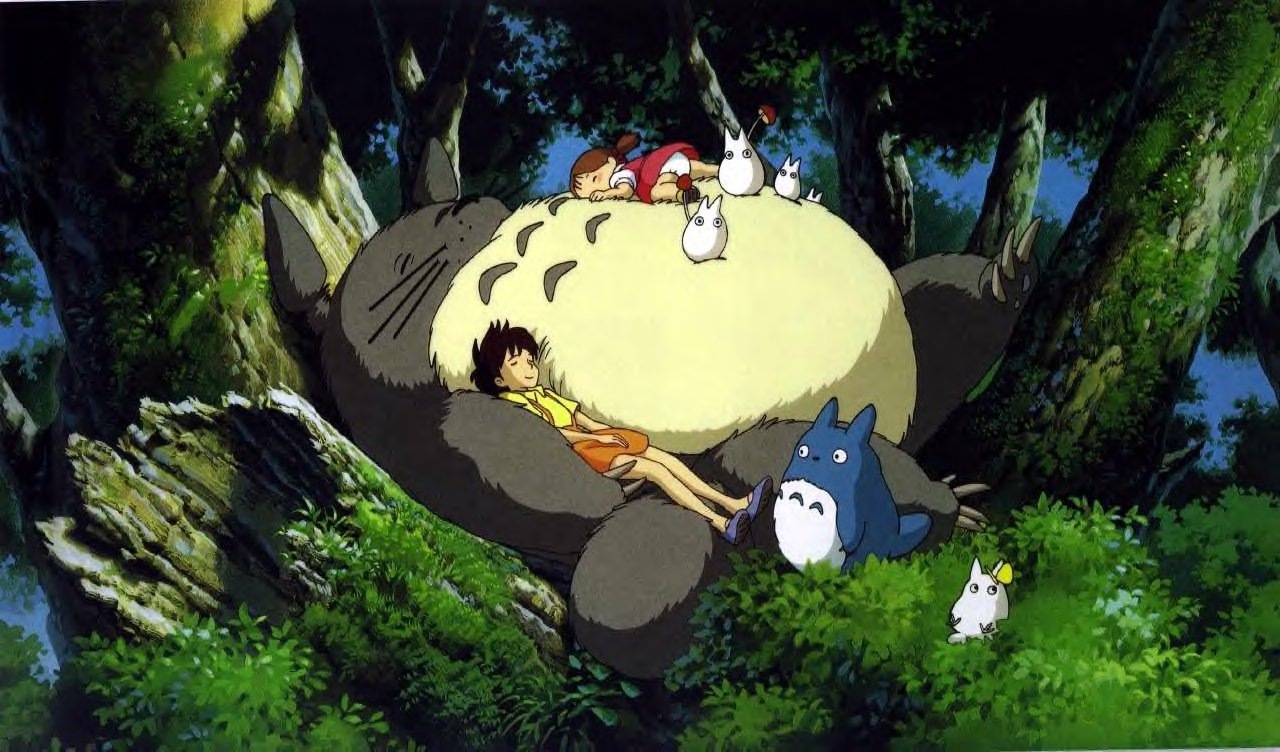 Mon Voisin Totoro dans Film affiche%20totoro%201